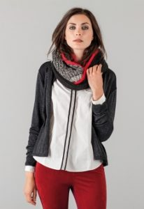 red-snood-scarf